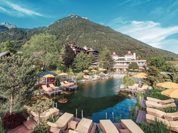 Alpenhotel Edelweiss (Maurach) HolidayCheck (Tirol